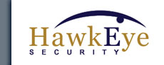 HawkEye Security Logo